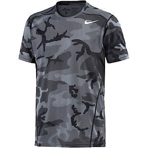 Nike Pro Funktionsshirt Herren schwarz/grau