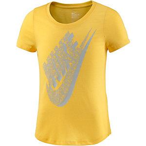 Nike Funktionsshirt Mädchen gelb