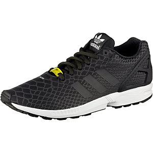 adidas ZX Flux Techfit Sneaker Herren grau