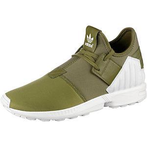 adidas ZX Flux Plus Sneaker Herren olive