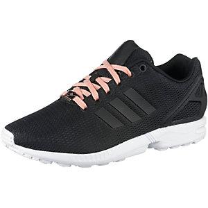 adidas ZX Flux W Sneaker Damen schwarz