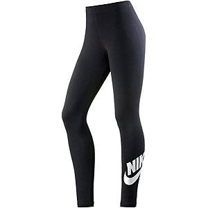 Nike LEG A SEE Leggings Damen schwarz
