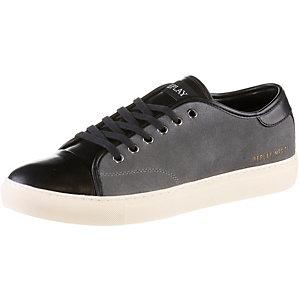 REPLAY Sneaker Herren dunkelgrau/schwarz