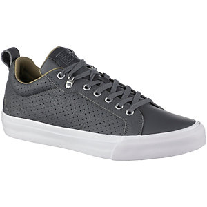 CONVERSE All Star Fulton Car Leather Sneaker Herren grau