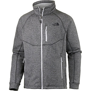 The North Face Timber Fleecejacke Herren grau