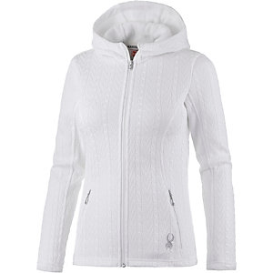 Spyder Major Women´s Hoody Strickfleece Damen weiß
