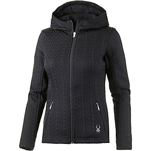 Spyder Major Women´s Hoody Strickfleece Damen schwarz