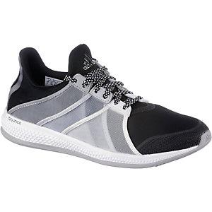 adidas Gymbreaker Bounce Fitnessschuhe Damen schwarz/grau