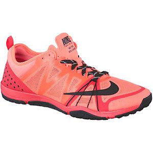 Nike Free Cross Compete Fitnessschuhe Damen orange/rot