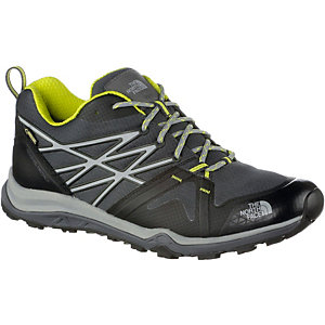 The North Face Hedgehog Fastpack Lite GTX Wanderschuhe Herren schwarz/gelb