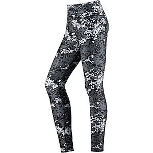 Nike Legend Tights Damen schwarz/weiß