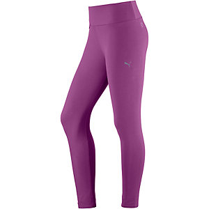 PUMA Tights Damen lila/orange