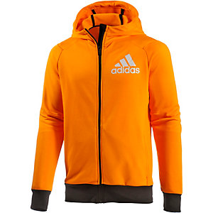 adidas Prime Sweatjacke Herren orange