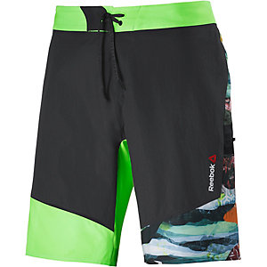 Reebok One Series Elite Funktionsshorts Herren anthrazit/lime