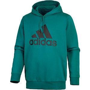 adidas Logo Hoodie Herren grün