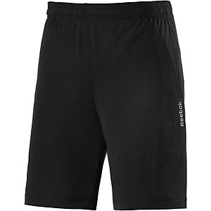Reebok Elements Funktionsshorts Herren schwarz