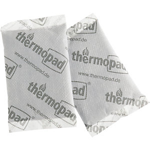 Thermo Pad Handwärmer Wärmepad Orange