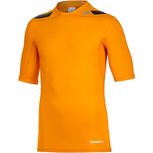 adidas Tech Fit Power Kompressionsshirt Herren orange