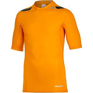 adidas Tech Fit Power Kompressionsshirt Herren orange