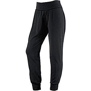 adidas Yogapants Damen schwarz