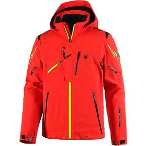 Spyder Monterosa Skijacke Herren rot/lime