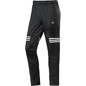 adidas Base Mid Trainingshose Herren schwarz
