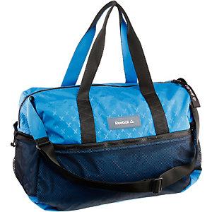 Reebok Sporttasche Damen dunkelblau/blau