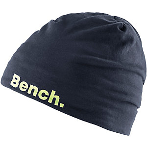 Bench Beanie Kinder navy