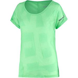 Reebok Funktionsshirt Damen hellgrün