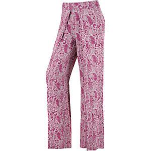 Maui Wowie Sweathose Damen pink/grau mélange