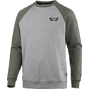 Vans Rutland Sweatshirt Herren graumelange/oliv