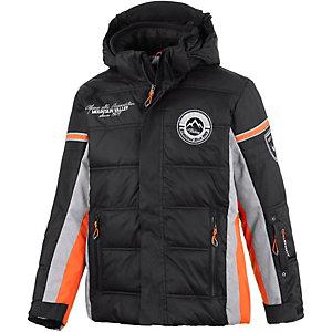 cmp skijacke jungen schwarz orange im online shop von sportscheck kaufen. Black Bedroom Furniture Sets. Home Design Ideas