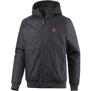 Cleptomanicx Polarzipper Hemp 2 Winterjacke Herren navy