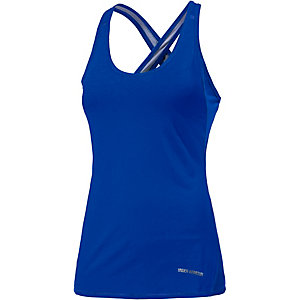 Under Armour Heatgear Funktionstank Damen royalblau