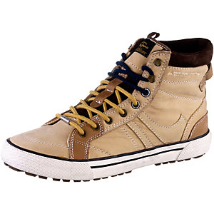 Pepe Jeans Stuart Sneaker Herren beige