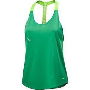 Nike Funktionstank Damen grün/hellgrün
