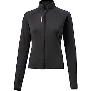 Reebok One Series Trainingsjacke Damen schwarz