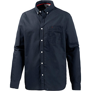 Element Horrel Langarmhemd Herren navy