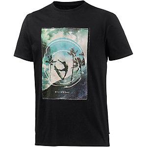 Billabong Elevation T-Shirt Herren schwarz
