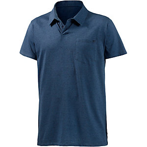 Billabong Standard Issue Poloshirt Herren blau