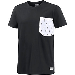 Colour Wear Slice T-Shirt Herren schwarz