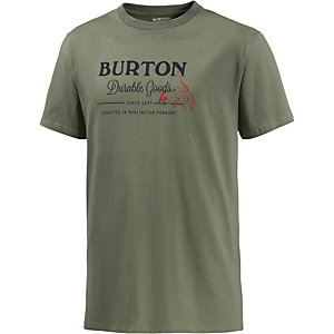 Burton Durable Goods T-Shirt Herren oliv