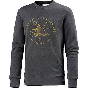 Picture Four Seasons Sweatshirt Herren anthrazit