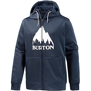 Burton Oak Full Sweatjacke Herren navy