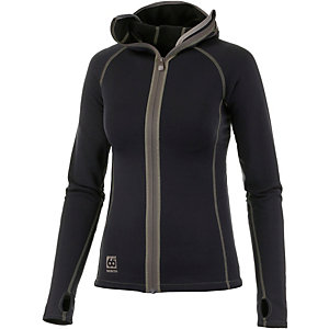 66° NORTH Vik Fleecejacke Damen schwarz