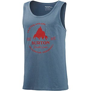 Burton Gristmill Tanktop Herren hellblau