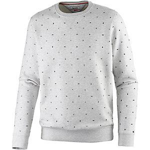 Tommy Hilfiger Sweatshirt Herren hellgrau