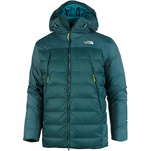 The North Face Continuum Daunenjacke Herren petrol