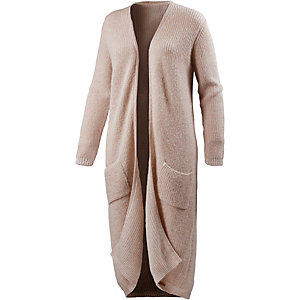 DEPT Strickmantel Damen beige