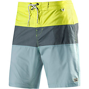 Billabong Tribong Lo Tides Boardshorts Herren grau/mint/gelb